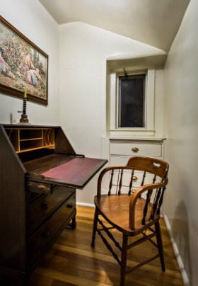 Rosenberg room detail